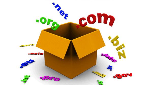 Registro de dominios www